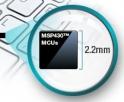 Texas Instruments представила новые серий микроконтроллеров MSP430 (рис.1)