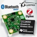 Texas Instruments представила беспроводной сенсор CC2650 (рис.1)