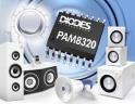 Diodes представила усилитель звука PAM8320 (рис.1)